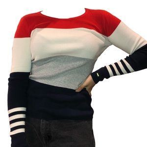 Tommy Hilfiger woman's long sleeve top